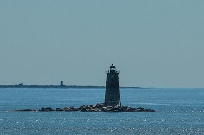 Whaleback Light, Kittery, Maine