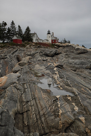 Pemaquid reflections