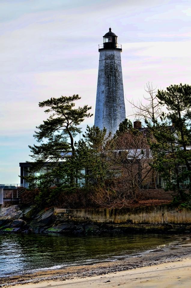 New London Lighthouse, New London, Connecticut