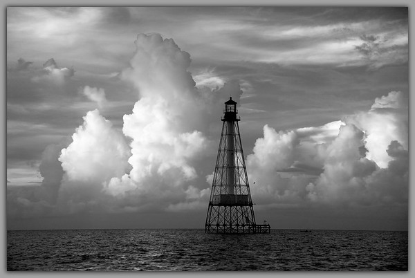 Alligator Reef Light Sunrise                         Islamorada, Florida