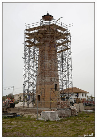 St George's Lighthouse Reconstruction