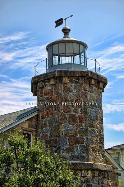 Lighthouse Museum, Stonington, Connecticut, New England, coastline