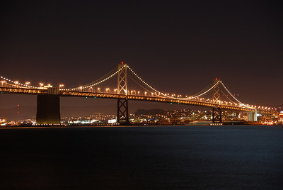 Bay Bridge  © 2007 Brian Neal