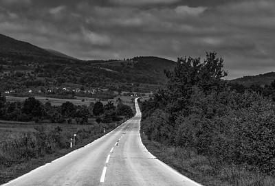 Road To Dobro Selo