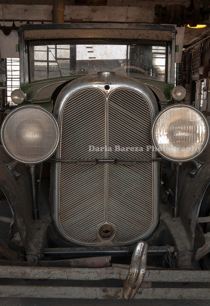 Car, Mining Museum, New Mexico