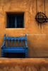 Bench, Santa Fe, New Mexico