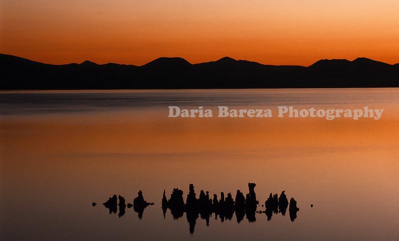 Dawn at Mono Lake, California