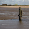 Anthony Gormley's 'Another Place' installation.