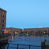 The Liverpool Albert Dock