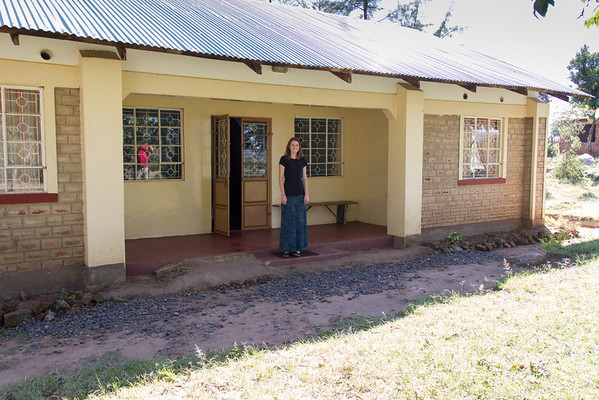 The First Living Room Building Was Formerly A Medical Clinic