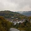 Llangollen in North Wales