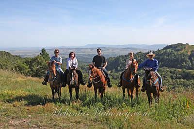060110 Wine Country Trail Rides at the Emery Estate