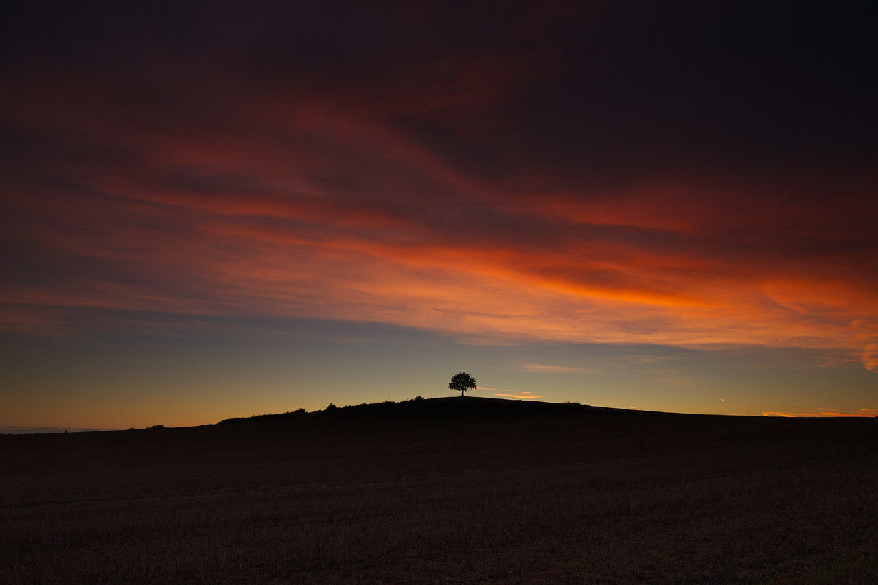 one tree hill at dawn 2013-09-02 at 05-02-11