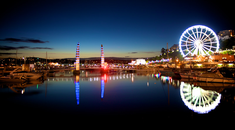TORQUAY BRIDGE AND OLYMPIC WHEEL 3