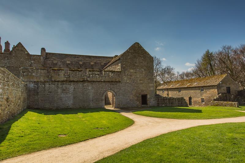 Aydon Castle - Northumberland (April 2018)