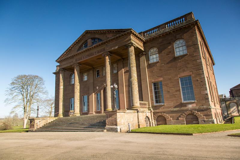 Berrington Hall - Herefordshire (February 2018)