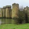 Bodiam Castle - Sussex (January 2016)
