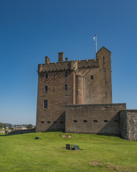 Broughty Castle - Nr Dundee - Scotland (August 2019)