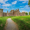 Caerlaverock Castle - Dumfries & Galloway - Scotland (June 2016)