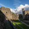 Caernarfon Castle - Gwynedd - Wales (February 2018)