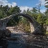 Packhorse Bridge - Carrbridge - Highlands, Scotland (September 2019)
