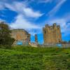 Conisbrough Castle - Yorkshire (April 2016)