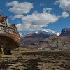 Corpach Shipwreck - Ben Nevis - Highlands, Scotland (April 2018)