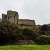 Criccieth Castle - Gwynedd - Wales (February 2018)