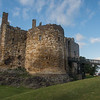 Dirleton Castle - East Lothian - Scotland (October 2019)
