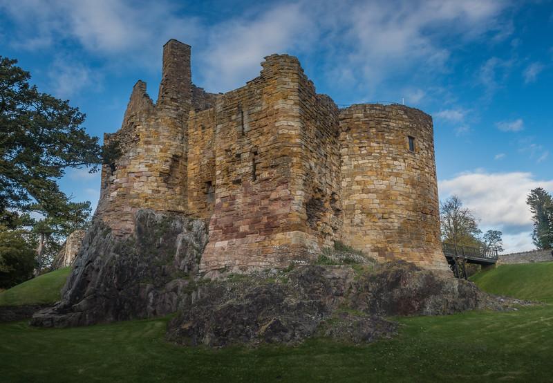 Dirleton Castle - East Lothian - Scotland (October 2019)