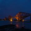 Forth Rail Bridge - South Queensferry - West Lothian - Scotland (January 2020)