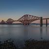 Forth Rail Bridge - South Queensferry - West Lothian - Scotland (September 2019)