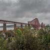 Forth Rail Bridge - North Queensferry - Fife - Scotland (October 2019)