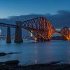 Forth Rail Bridge - South Queensferry - West Lothian - Scotland (October 2019)