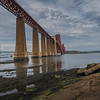 Forth Rail Bridge - South Queensferry - West Lothian - Scotland (August 2019)