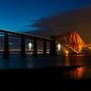 Forth Rail Bridge - South Queensferry - West Lothian - Scotland (October 2019)
