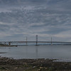 Forth Road Bridges - South Queensferry - West Lothian - Scotland (August 2019)