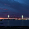 Forth Road Crossings - South Queensferry - West Lothian - Scotland (January 2020)