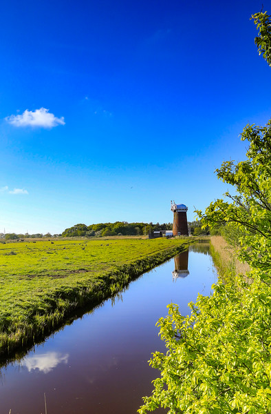 Horsey Windpump - Norfolk (May 2014)