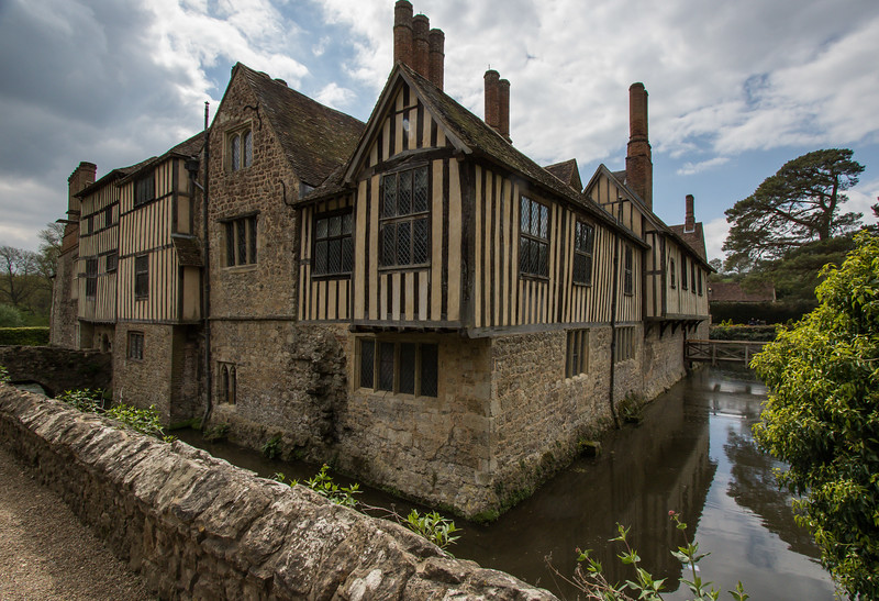 Ightham Mote - Kent (April 2017)