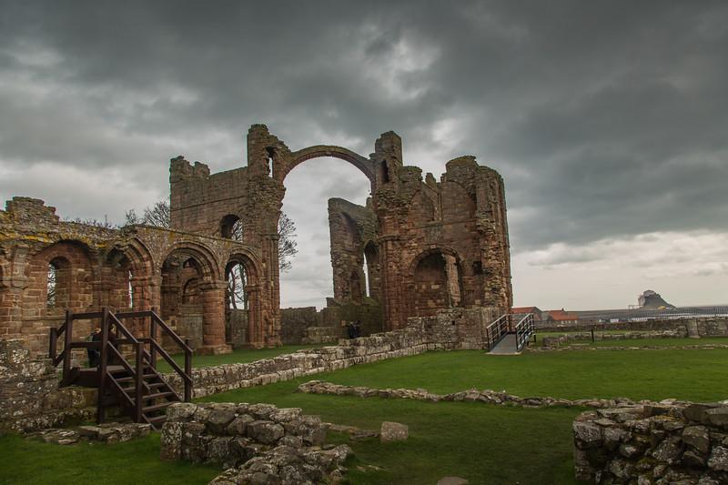 Lindisfarne - Northumberland (April 2018)