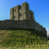 Scarborough Castle - Yorkshire (February 2016)