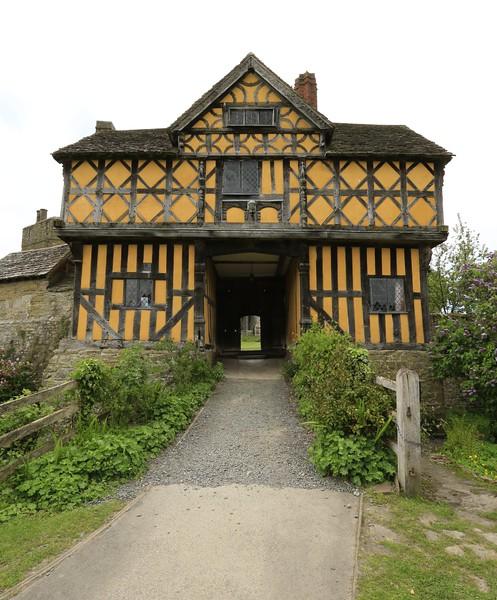Stokesay Castle - Shropshire (May 2014)