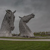 The Kelpies - Falkirk - Stirlingshire, Scotland (May 2018)