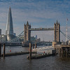 Tower Bridge - River Thames - London (December 2019)