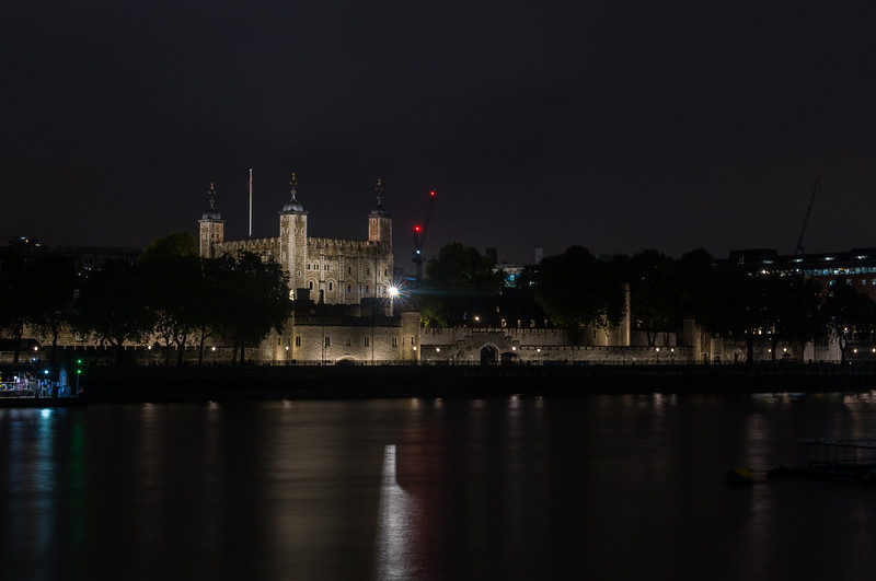 Tower of London - River Thames - London (October 2019)