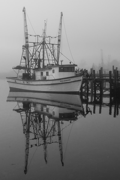 Foggy Reflection