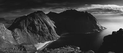 Lofoten Islands. Norway. 2015