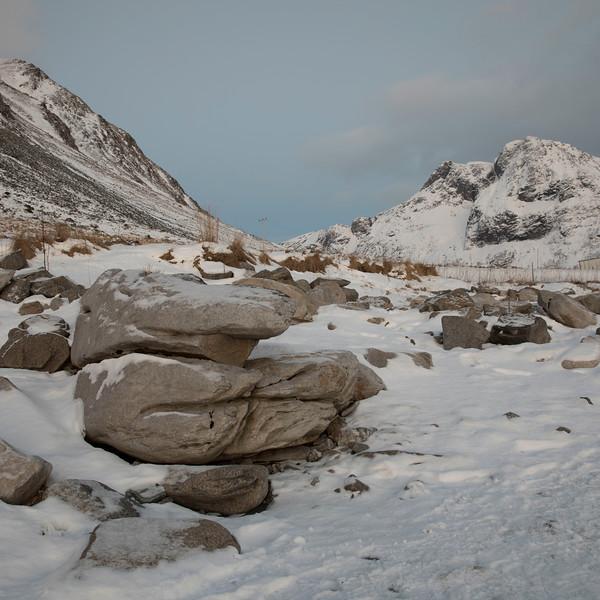 Craggy Rocks