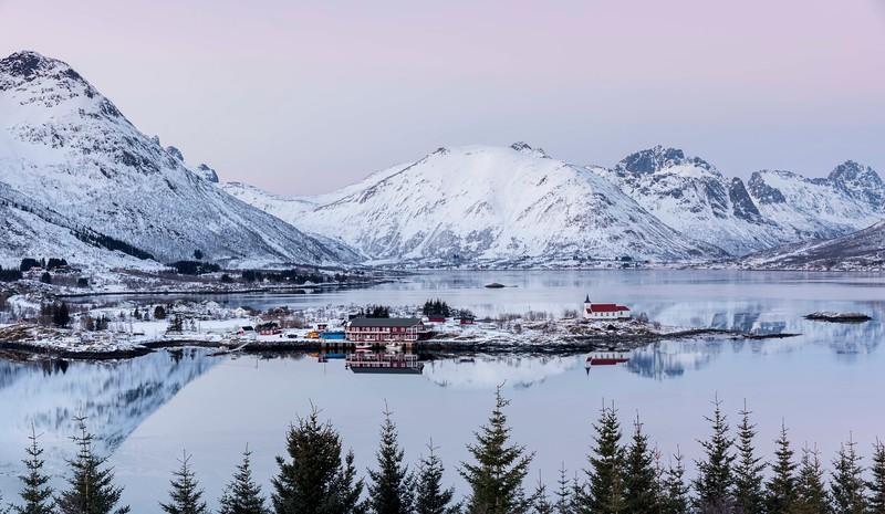 Norweigian Village